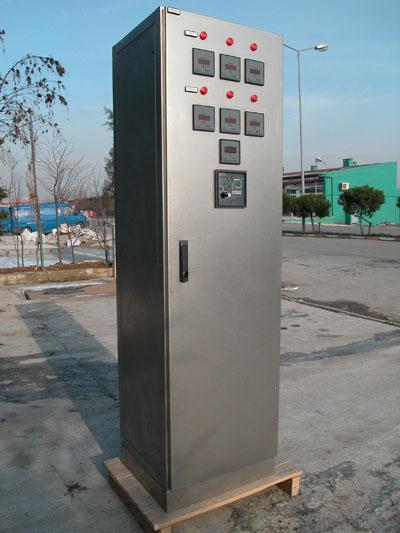 TÜM-TES Elektrik - Electrical Control Panels - Floor ... on